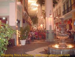 Rua de degustação temática | Shopping Nova América